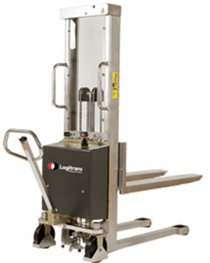 Stackers, Stainless electric stacker (EHSI)